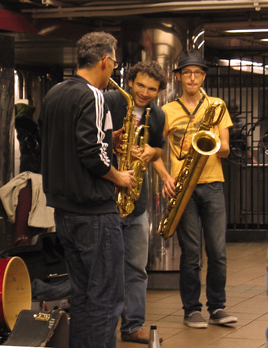 Subway players