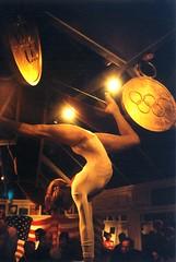 2000-102208 (bubbahop) Tags: uk greatbritain madame england london museum 2000 unitedkingdom gymnast wax olympics olga tussauds korbut europetrip7