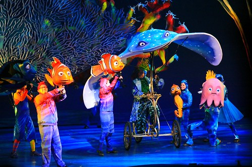 WDW Sept 2008 - Finding Nemo - The Musical