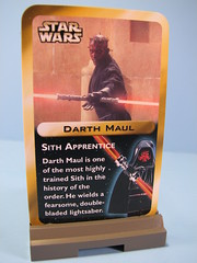 Lego Star Wars Minifigs #1 (3340) (FranMoff) Tags: starwars palpatine lego darth vader minifigs sith maul sidious 3340 oc694