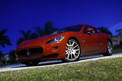 my mistress with the mark 2 (dubrillantes) Tags: gran turismo maserati 5dmarkii 5d2 5dii 5dmark2 eos5dmark2 dennisuybrillantes2nighttestshot