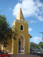 templo da paróquia do calvário