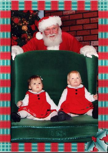 Santa Round 3 - 2008