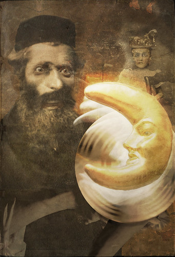 Mezmerothos, The Man In The Moon Mesmerist