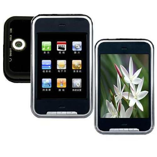 2.8' 8GB MP4 Player,2.8' Touch Screen 8GB 2M Camera MP4 MP3 FM VIDEO Player