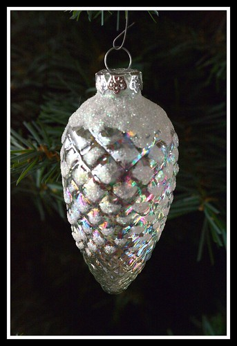 pinecone ornament2 by you.