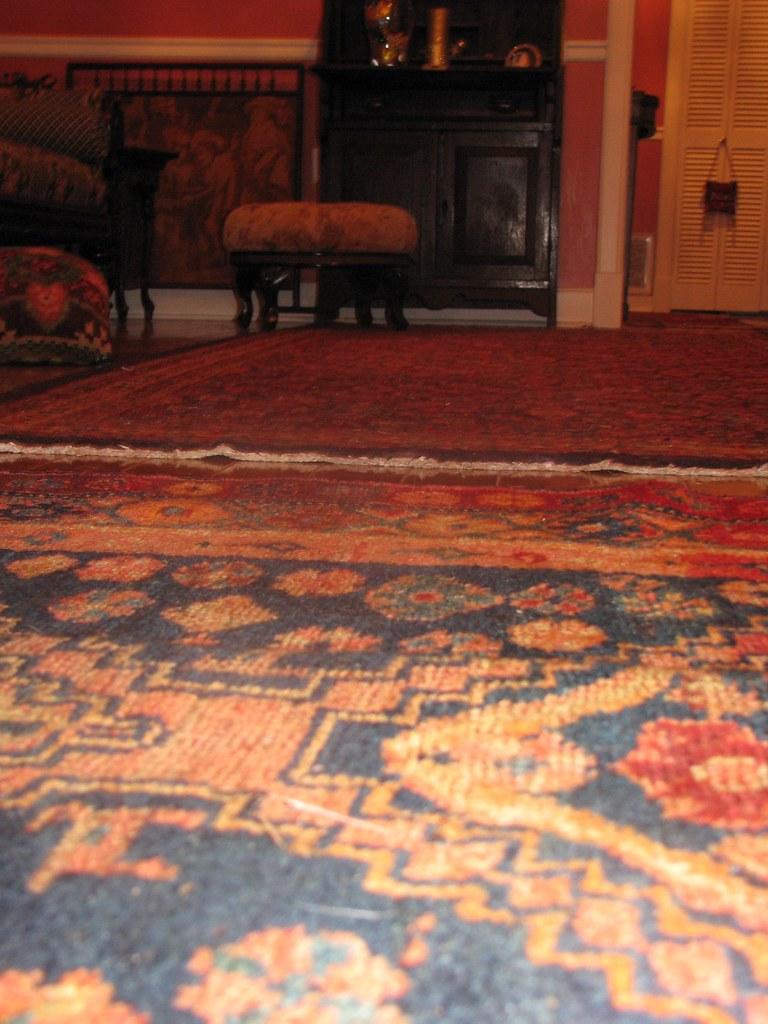 Old Oriental Rugs
