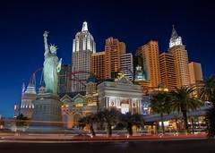 NEW YORK NEW YORK (whc7294) Tags: usa nightshot lasvegas nevada casino thestrip newyorknewyork hdr ラスベガス lightstream sigma185028 photomatix 10faves aplusphoto superhearts lunarvillage platinumheartaward lasvegasblvdsouth