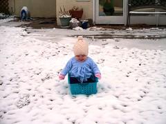 Snow Bunny 1 (Ludeman99) Tags: eowynlouisebitner
