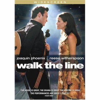 Walk the Line DVD Cover 350