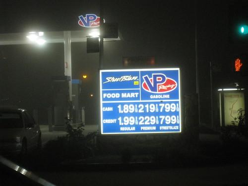 Street Blaze Gas - $7.99!