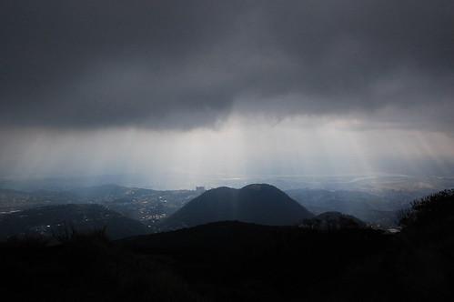 2009-01-01 新年第一天就去爬七星山 023