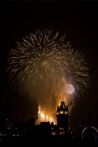 edinburgh hogmanay 2009
