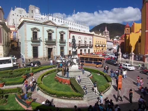 Guanajuato y su Cervantino 2008