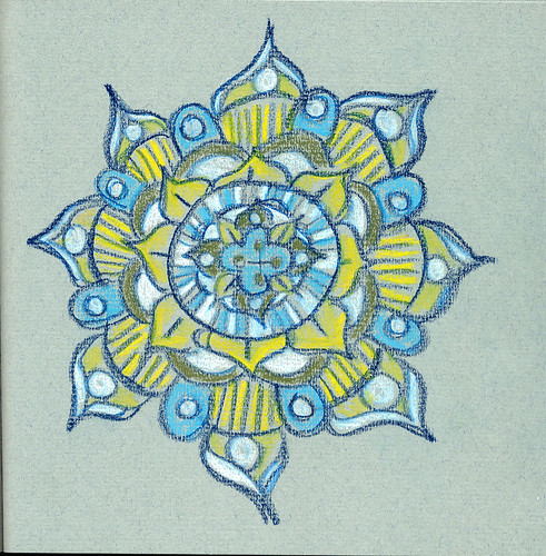 Neocolor II Mandala