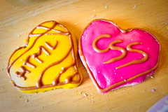 HTML & CSS cookies