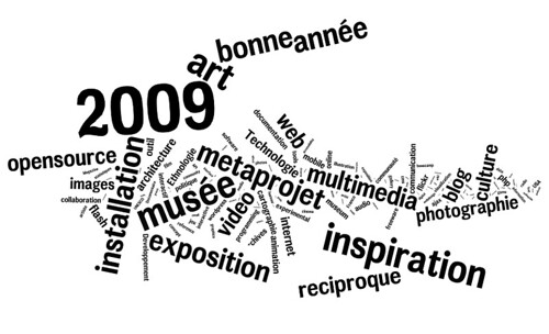 BONNE ANNEE 2009