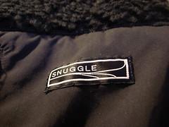 Snuggle fleece vest promotional only