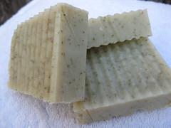 Egg Soap Bar (DaisySoapGirl) Tags: newyork brooklyn hair soapmaking shampoobar eggsoap