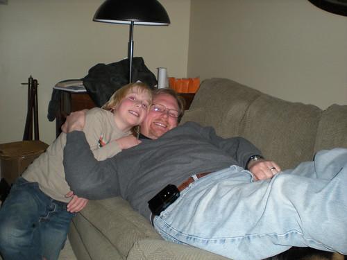 Liam & Dad