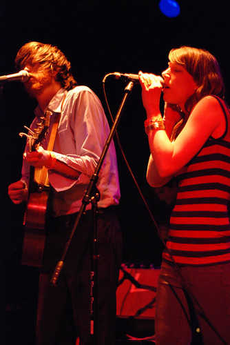 Okkervil River at The Bell House, Brooklyn