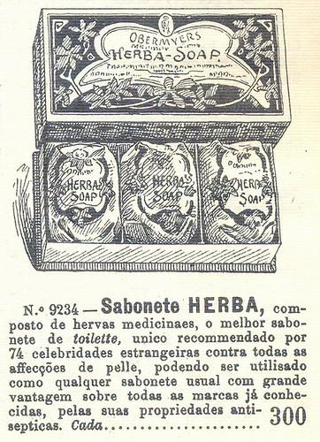 Grandes Armazens do Chiado, Winter catalog, 1910 - 30c