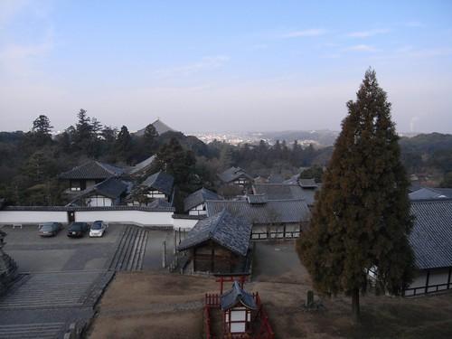早朝の東大寺(二月堂編)-10