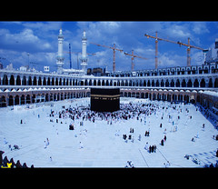 elKa3ba (Shoky Bsbs) Tags: sky people clouds islam muslims  kaaba  bsbs   shoky
