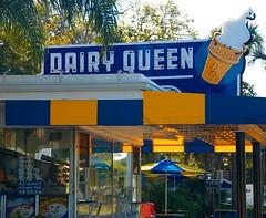Dairy Queen Sign (podolux) Tags: signs sign nikon neon florida icecream neonsign nikkor 18200 2009 dairyqueen newsmyrnabeach neonsigns icecreamstand newsmyrna d80 nikkor18200 dairyqueensign january2009
