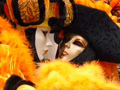 All you need is love! (blogspfastatt) Tags: carnival venice orange color colour love beauty costume nice fiesta mask valentine parade carnaval iloveyou colourful venise carnevale venezia couleur masque szeretlek saintvalentin amote venitien veneto  ichliebedich teamo volimte jegelskerdig tequiero miamasvin sayacintapadamu tiamo euteamo venicia costium teiubesc pfastatt kochamcie saranghe rosheim maitezaitut jegelskerdeg ikhoudvanjou  minrakastansinua  maarmastansind  gelskaig kzienjegeeren anatagadaisukidesu  blogspfastatt
