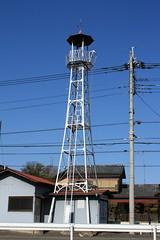 北野の火の見櫓(所沢市)