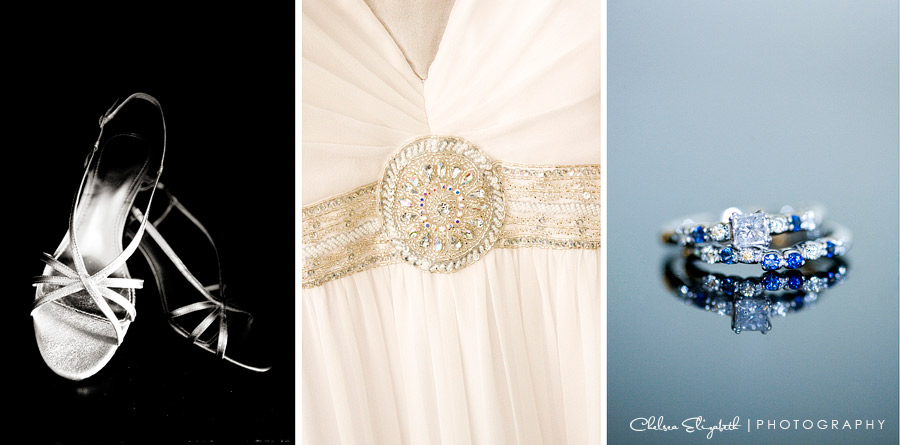 Brides details Ventura Beach Marriott Wedding