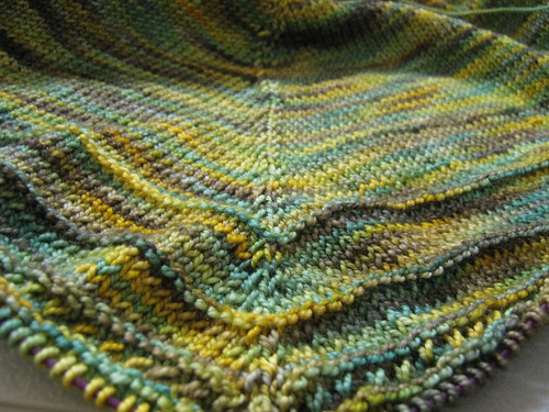 Simple shawlette detail (2)