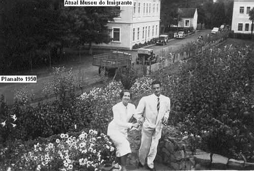 Bairro Planalto em B. gonçalves 1951