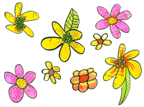 2011-05-25 flower doodles
