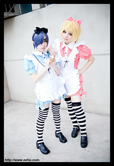 Black Butler      Ciel Phantomhive     Alois Trancy (EE) Tags: cosplay ciel alois  trancy   blackbutler phantomhive     ee