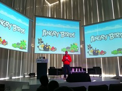 Peter Vesterbacka of Angry Birds fame