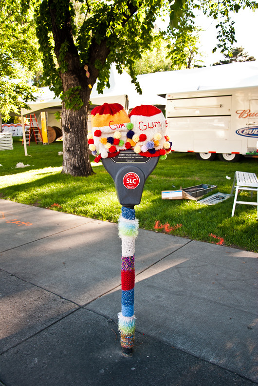 yarn bombing utah arts fest_3