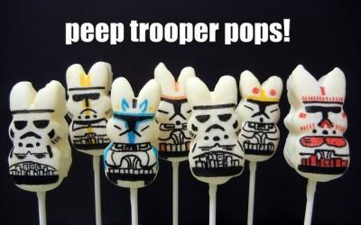 Trooper Peeps