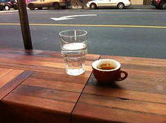 Four Barrel's parklet