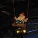 Swinging gnome..