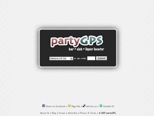partyGPS