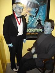The Munsters (adoublec) Tags: starwars blackpool 007 tussauds jamesbond davidbeckham waxworks louistussaudswaxworks