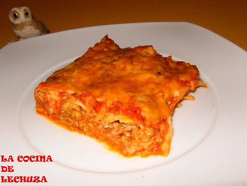 Canelones carne tomate 2