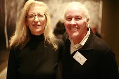 Annie Leibovitz with Marc Silber