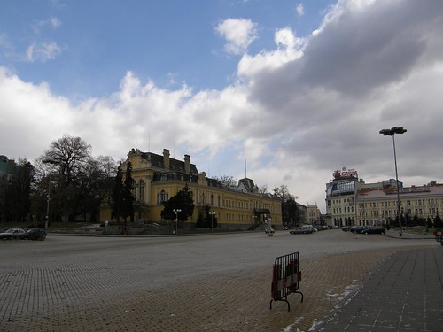 The National Ethnographic Museum of Sofia