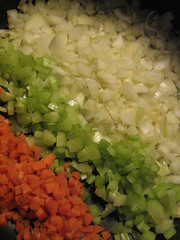 Italian Sofrito - The Start to Both Bolognese Sauces
