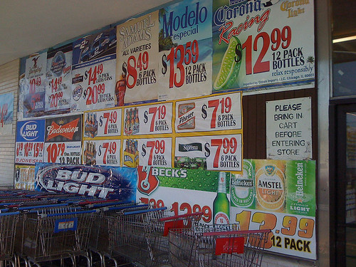 Bestway Supermarket - Taken With An iPhone