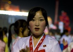 Giant ball - North Korea (Eric Lafforgue) Tags: travel woman girl female asian women war asia republic dancers femme korea il kimjongil korean socialist asie coree norte northkorea nk ideology axisofevil pyongyang dictatorship  eastasia sung  corea dprk  april15 stalinist arirang juche kimilsung northkorean 6797 coreenne lafforgue kimjungil  democraticpeoplesrepublicofkorea 15avril  ericlafforgue   coreadelnord   coreedusud dpkr northcorea juchesocialistrepublic coreedunord rdpc koreankim jongilkim peninsulajuche  massdancing northkoreagirls northkoreagirl stalinistdictatorship jucheideology kimjongilasia insidenorthkorea  nordcoreenne  demokratischevolksrepublik kimilsungbirthday coreiadonorte