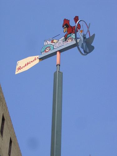 Autozone Park Weather Vanes